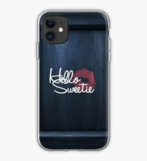 DOCTOR WHO RIVER SONG S HALLUCINOGENIC LIPSTICK iphone case