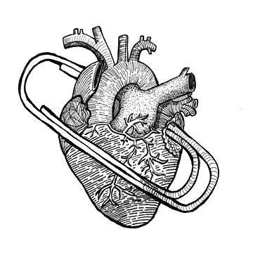 clip de corazón de AUDREYHELLADOPE