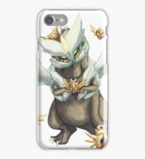 Empty Shell Pals iPhone Case/Skin