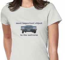 Most Important Object Womens Fitted T-Shirt