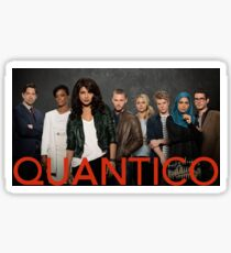 Quantico Cast Sticker
