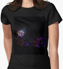 Fireworks Women's Fitted T-Shirt