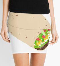 Tumblr Burrito Mini Skirt