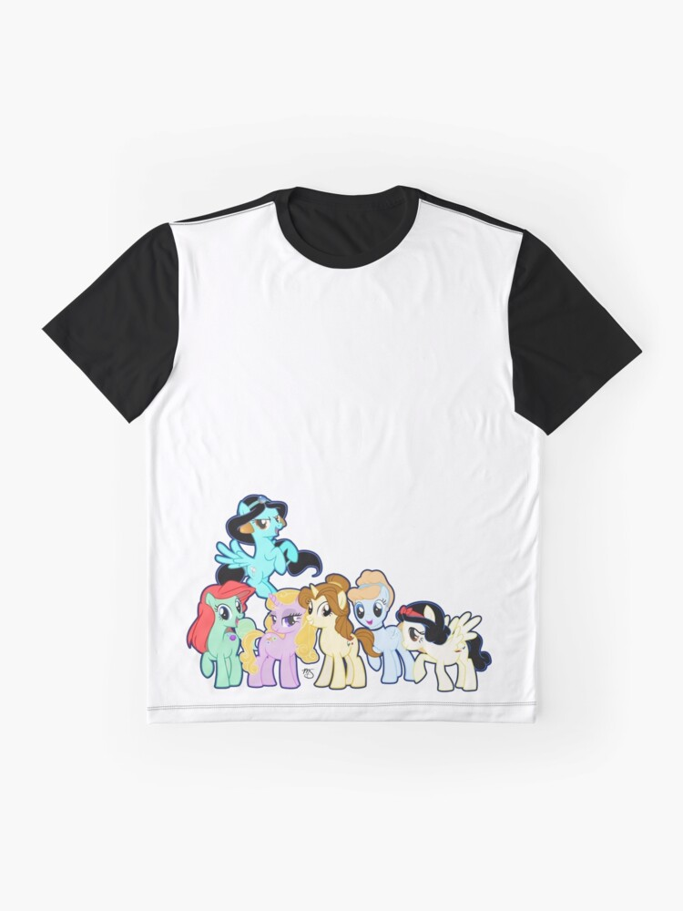 Alternative Ansicht von Pontified Prinzessin Grafik T-Shirt