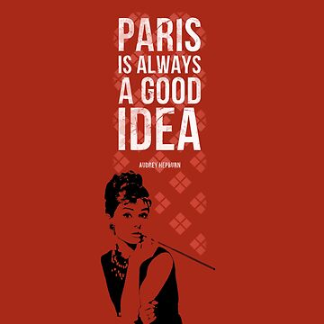 Paris is always a good idea by drawspots