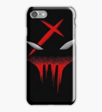 Teen Titans Red X iPhone Case/Skin