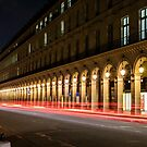 Paris - Louvre by BWootla