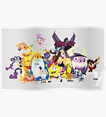 Voices of Tom Kenny Poster