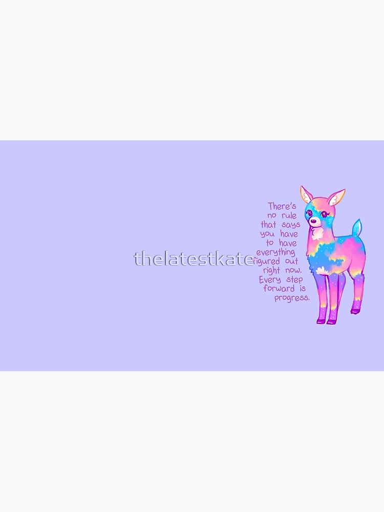 """""""Every Step Forward is Progress"""" Sunset Deer by thelatestkate"""