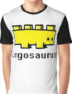 Fear the legosaurus Graphic T-Shirt