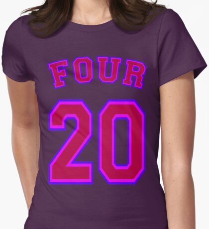 FOUR 20 - Purple T-Shirt