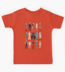 Outfits of Bowie Fashion Kids Tee