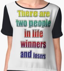 Winners losers Women's Chiffon Top