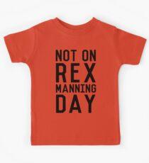 Rex Manning Day_Black Kids Clothes