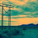 Desert Skies by youngkinderhook