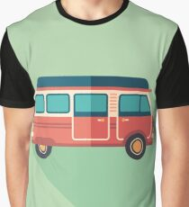 Retro Minivan Graphic T-Shirt