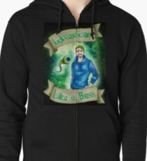 Jacksepticeye - Like a BOSS! Zipped Hoodie