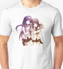 Kyou and Ryou Unisex T-Shirt