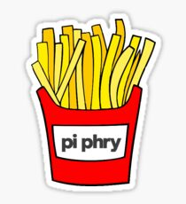 Pi Phry  Sticker