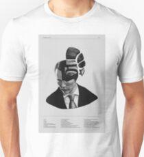 Hannibal Lecter Phrenology Unisex T-Shirt