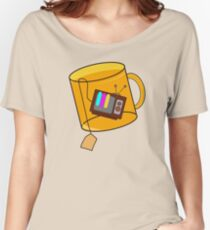 TeaV Women's Relaxed Fit T-Shirt