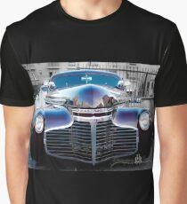 Deep Purple Chevy Graphic T-Shirt