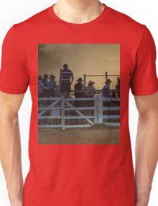 Sunset Cowboys Unisex T-Shirt