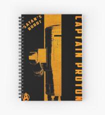 Star Trek - Captain Proton Spiral Notebook