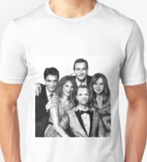 How I Met Your Mother Drawing Unisex T-Shirt