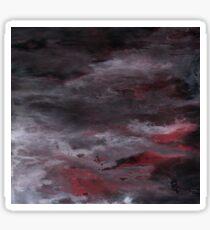 Sea of Blood, Leaden Sky Sticker
