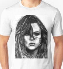 Khloe Kardashian Drawing T-Shirt