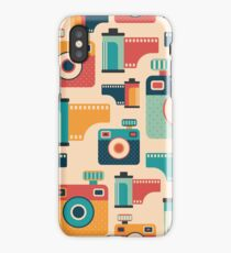 Film Rolls and Cameras iPhone Case/Skin