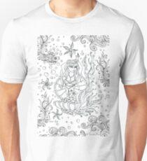 Fairground Mermaid  T-Shirt
