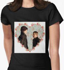 Johnlock Hearted T-Shirt