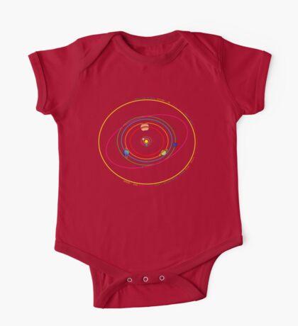 Solar System 2 Kids Clothes