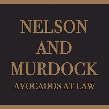 Nelson and Murdock by mattuc
