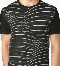 Undulating Graphic T-Shirt