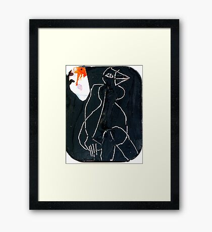 bird like Framed Print