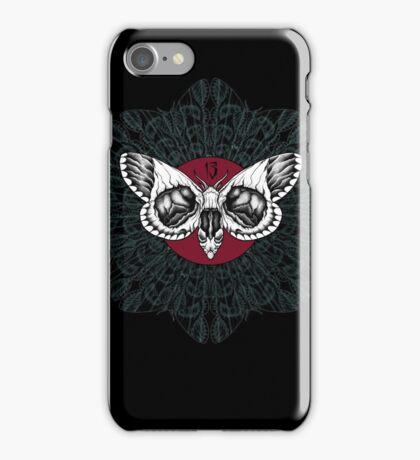 Mothzilla iPhone Case/Skin