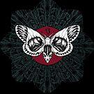 Mothzilla by Jon MDC