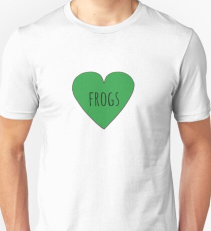Frog Love T-Shirt