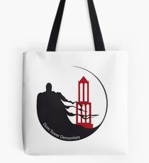 Dom Tower Dementors Quidditch Tote Bag