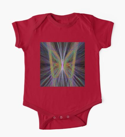 Linify Motley butterfly Kids Clothes