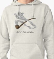 ceci n'est pas une pipe Pullover Hoodie