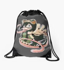 Asui Tsuyu - My Hero Academia Drawstring Bag
