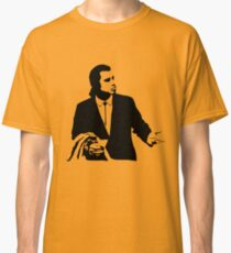 Pulp Fiction Vincent Vega Confused Classic T-Shirt