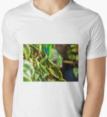 Exotic Reptile Men's V-Neck T-Shirt