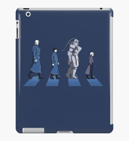 Central Road iPad Case/Skin