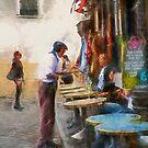 The Waiter by John Rivera