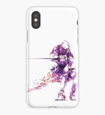 MGS - Raiden iPhone Case